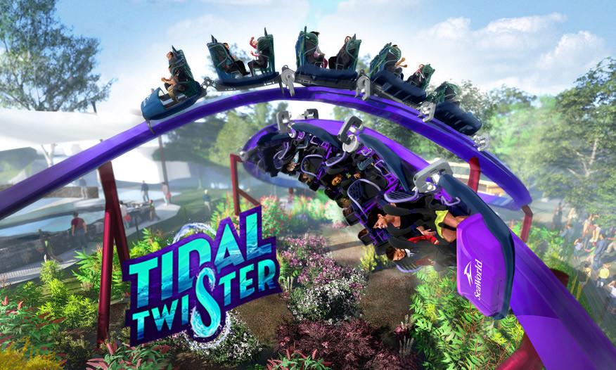 Tidal Twister Render