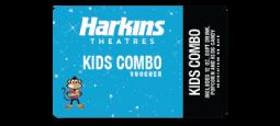 Harkins Theatres Kids Combo Voucher