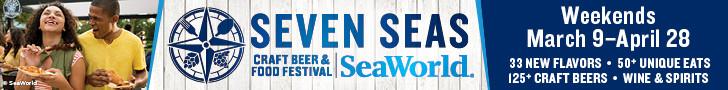 SeaWorld open weekends thin